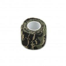Лента камуфляжная Защитная цвет: Woodland Camo (202)