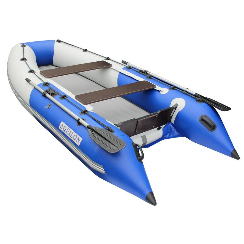 Лодки с надувным дном низкого давления: как выбрать оптимальную модель