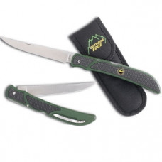 Нож Fish&Bone складной филейный, чехол - кордура. Вес 70гр. FB-1