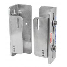 Подъёмник мотора ручной вертикальный, состоящий из двух частей 50-300 л.с. вынос 140 мм (Manual-Lift
