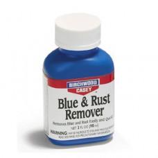Blue & Rust Remover состав для удаления старого воронения и ржавчины.