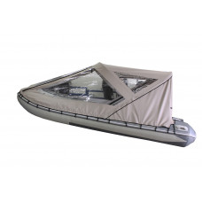 Тент базовый для лодки Forward/Suzumar 360, серый
