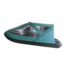 Тент базовый для лодки Forward/Suzumar 360, зеленый