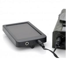Выносной аккумулятор на 1500mAh с зарядкой от солнечной батареи для фотоловушек Suntek