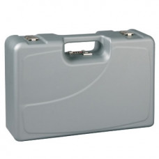 Кейс пластиковый усиленный с кодовым замком на 350 шт. патрон 42,5х26,5х10,5 2035