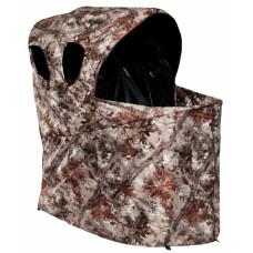 ALL- PRO CHAIR BLIND. Засидка упаковывается в удобный рюкзак.