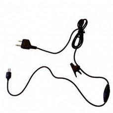 Кабель соединительный для подключения радиостанции PTT и микрофона J22 TAMT06