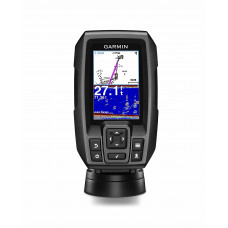 Эхолот Картплоттер Garmin STRIKER 4  в комплекте с CHIRP - сонаром и встроенным GPS приемником