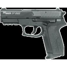 Пистолет пневматический Sig Sauer 2022 пластиковый, черный