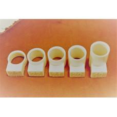 Комплект мерных втулок для Пресса / Станка Lee Precision II Load All под порох Сокол (5 штук)