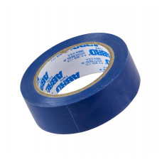 Изолента синяя 19 мм х 9.1 м, ABRO