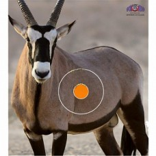 Мишень бумажная Spot Hogg Safari антилопа гну