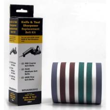 Набор абразивных ремней Work Sharp для точилки Knife & Tool WSSA0002012