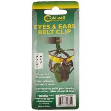 417600 Eyes & Ears Belt Clip Зажим на ремень, для стрелковых наушников и очков.