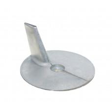 Анод цинковый Yamaha 20-50 (киль протектор)