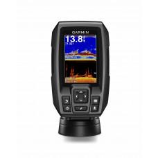 Эхолот Картплоттер Garmin Striker 4DV в комплекте с CHIRP - сонаром и встроенным GPS приемником