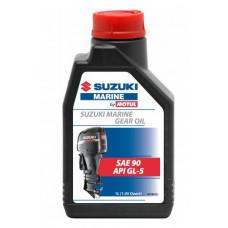 Масло трансмиссионное MOTUL Suzuki Marine Gear Oil SAE 90, 1 л