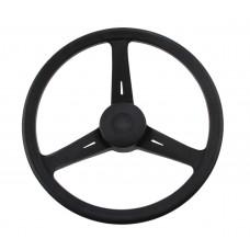 "Рулевое колесо ""Classic"", 350 мм черное"