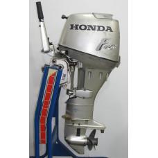 Мотор лодочный Honda BF25, б/у