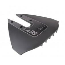 Гидрокрыло для подвесного лодочного мотора до 60 л.с. серое