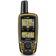 Портативный Туристический Навигатор Garmin GPSMAP 64