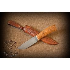 Нож с фиксированным клинком Siamise