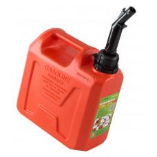 Канистра для ГСМ пластиковая, 5 л. Seaflo