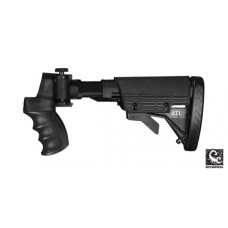 ADVANCED TECH. Mossberg/Remington/Winchester/Maverick Приклад складной с системой Scorpion Recoil A.