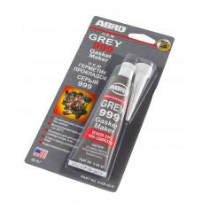 Герметик прокладок силиконовый, серый, 42.5 г, ABRO