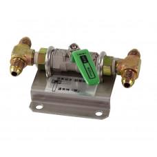 Клапан перепускной для совместного использования 2-х ГРС C32MZ