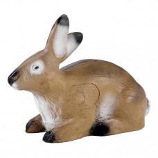 Мишень 3D Bearpaw FB Лежачий заяц