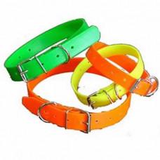 Ярко оранжевый, флуоресцентный ошейник для собаки CCRO6025