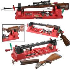 Gun Vise центр для чистки и ухода за нарезным и гладкоствольным оружием. GV30