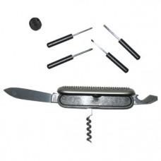 Нож Struktura Box maxi 3 с боксом для отверток 15-162320-6001