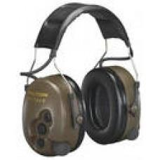 Наушинки ProTac II headband green активные для охотников