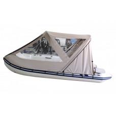Тент базовый для лодки Forward/Suzumar 320, серый