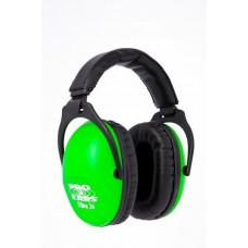 ALTUS BRANDS Наушники пассивные ReVo зеленые неон PE-26-U-Y-003