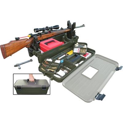 Shooting Range Box переносной пластиковый центр для чистки. RBMC-11