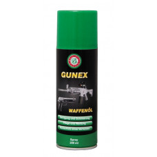 Gunex 2000 spray 200ml. масло оружейное