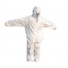 Защитный Костюм Белый 3D SNOW камуфляж - один универсальный размер