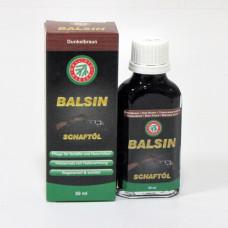 Balsin Schaftol 50ml (коричневое) средство для обработки дерева