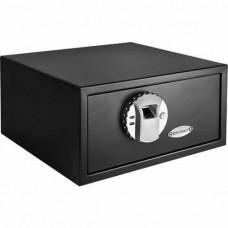 Стальной биометрический сейф Barska АХ11224