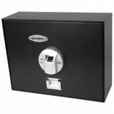 Стальной биометрический сейф Barska АХ11556
