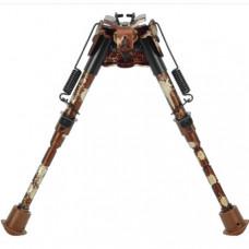 445011, XLA 6 - 9 Bipod Camo - Pivot Сошки для стрельбы
