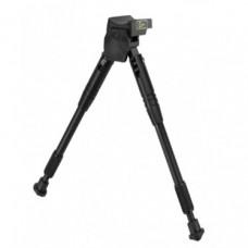 457855, Clutch Bipod - Prone Model - Black Сошки для стрельбы