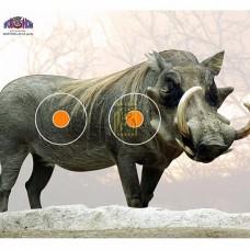 Мишень бумажная Spot Hogg Safari Кабан