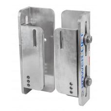 Подъёмник мотора ручной вертикальный, состоящий из двух частей 50-300 л.с. вынос 100 мм (Manual-Lift
