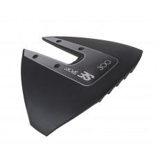 Гидрокрыло для подвесного лодочного мотора до 300 л.с. черное