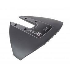 Гидрокрыло для подвесного лодочного мотора до 300 л.с. серое
