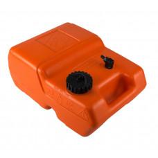 """Бак топливный переносной без указателя уровня в комплекте с переходником """"елочка"""", 12 л"""